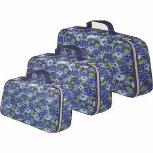 Isaac Mizrahi Travel Packing Cubes NEW